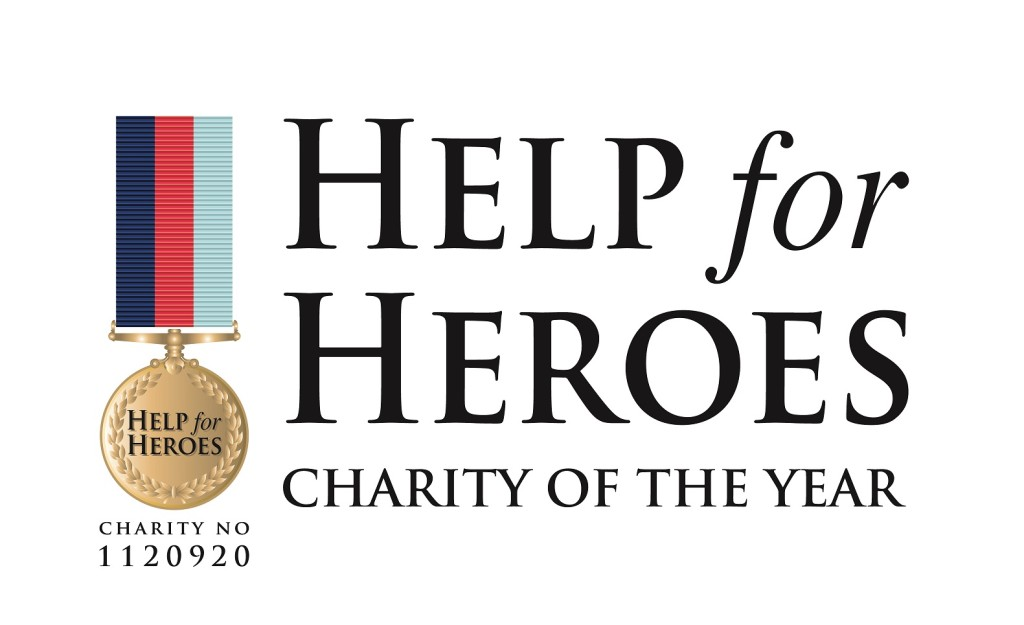 Help For Heroes - Charity Of The Year
