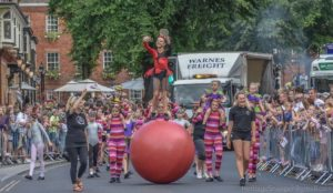 The Lord Mayor's Celebrations in Norwich