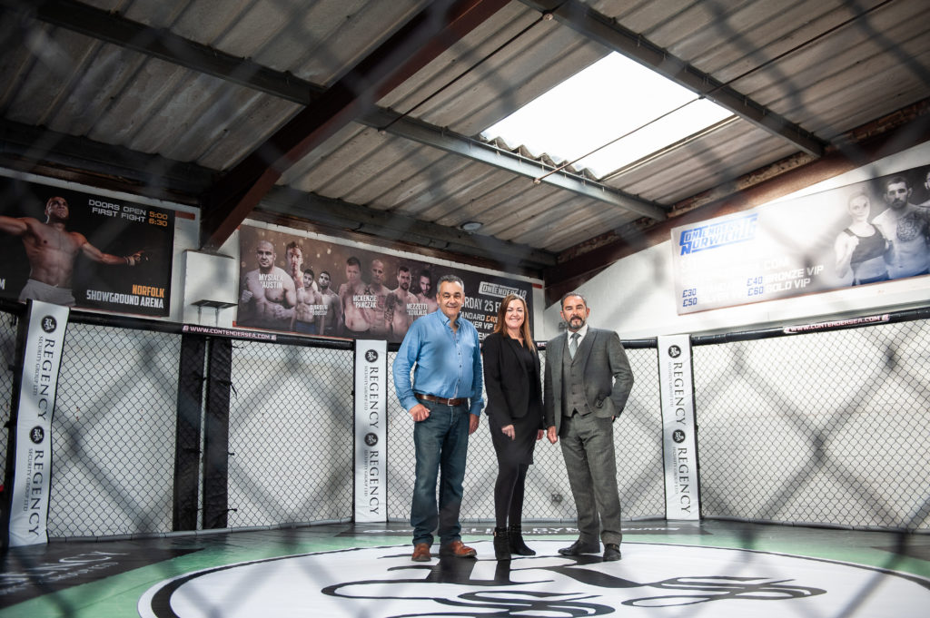 Premier Training Facility in Norwich Unveils the Regency Cage