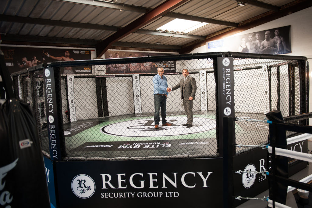 Premier Training Facility in Norwich Unveils 'The Regency Cage'