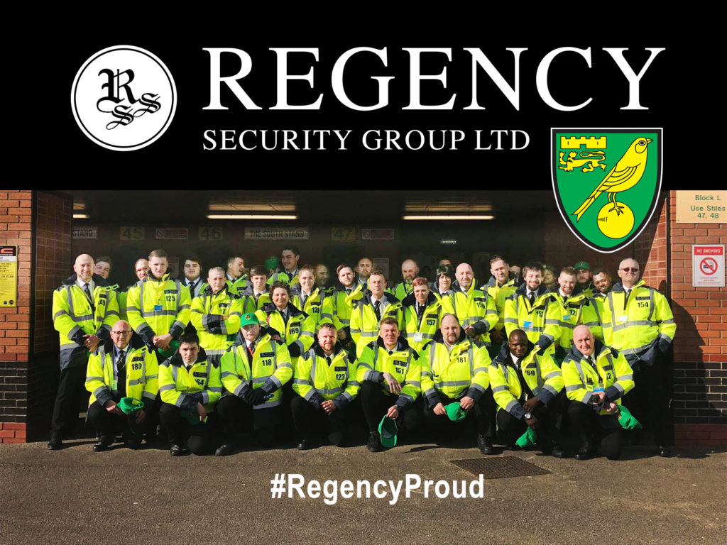 Regency Team Football Security