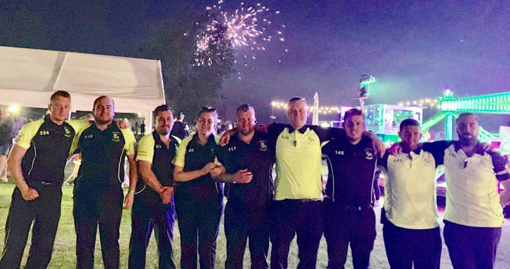 Regency Security at the Lowestoft Lions Charity Gala Day