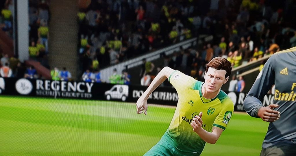 Regency Security Appears on the New FIFA 20 Game