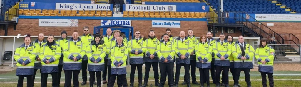 Regency Security Supports King's Lynn Town Football Club