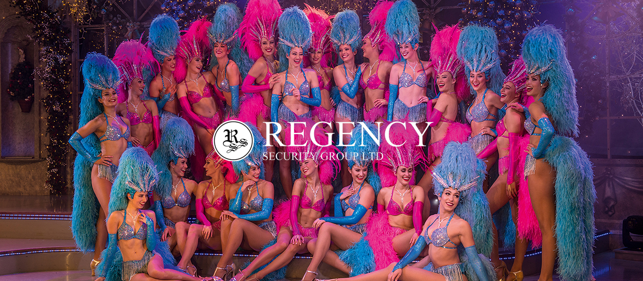 Regency Security Back at the Largest Christmas Show in the Country