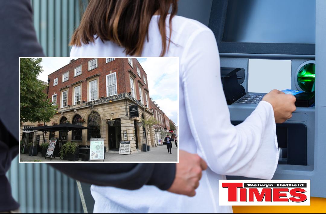 Regency Door Supervisors Stop ATM Cash Robbery Taking Place