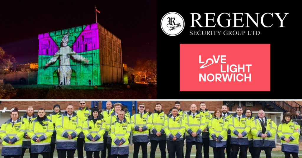 Love Light Festival – Love Regency Security