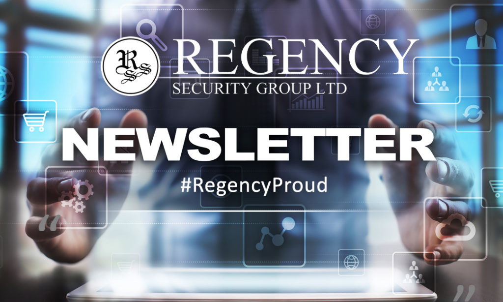 Latest news Regency Security