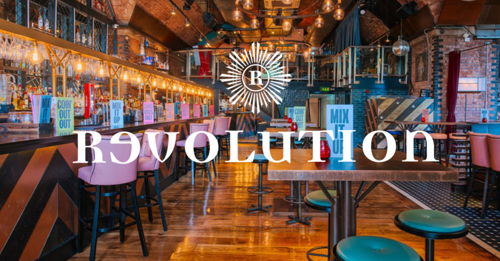 Eight Additional Vodka Revolution Venues Added to Regency Security Portfolio